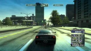 Burnout Paradise-The Ultimate Box PC Gameplay
