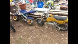 #9- Restauration Pocket Bike