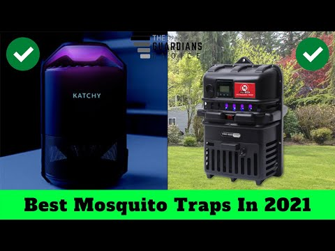 10 Best Mosquito Traps In 2019 - The Guardians Choice