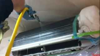 エアコンクリーニング動画2