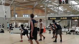 Bulou Marawa Tuisue At Basketball Games In Wellington.
