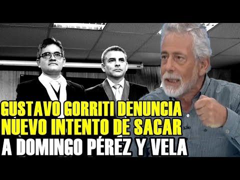 Gustavo Gorriti Denuncia Nuevo Intento De Sacar A Domingo Pérez Y Vela Del Caso Lava Jato