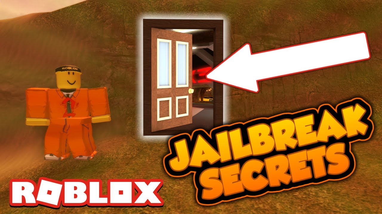 Roblox Jailbreak Easter Eggs Secret Spots Youtube