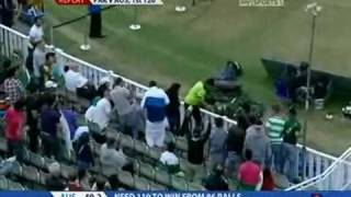 Pakistan vs. Australia 1st T20 - 2nd Innings