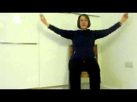 Gift of Healing TV ~ Chair Yoga