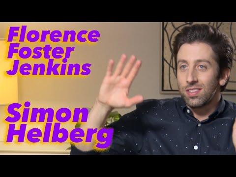 DP30: Florence Foster Jenkins, Simon Helberg
