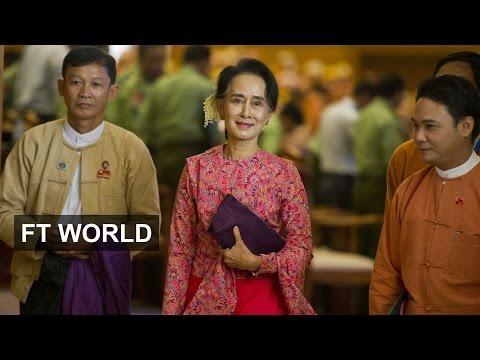 New era for Myanmar I FT World