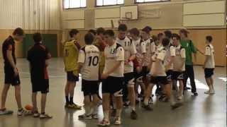 m.C TSV Rudow - SG Spandau / Füchse Berlin