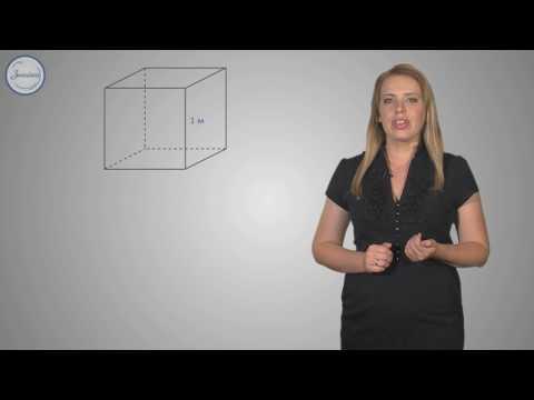 Как перевести литры в метры кубические