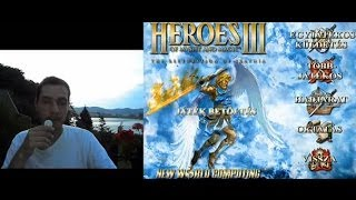 Heroes Of Might And Magic 3 Restoration of Erathia H&V komment 11.rész