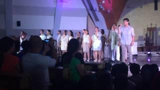 St. Louis Jesuits Medley - Bukas Palad (live)