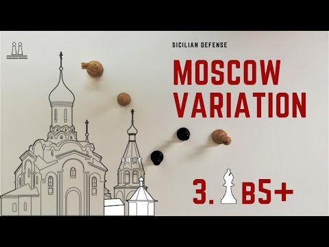 Moscow Variation | Sicilian Defense Theory
