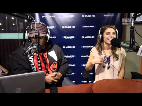 Maria Menounos Answers Personal Questions Out of Sway's Mystery Sack