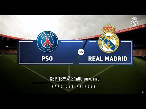 PREVIEW | PSG vs Real Madrid (Champions League)