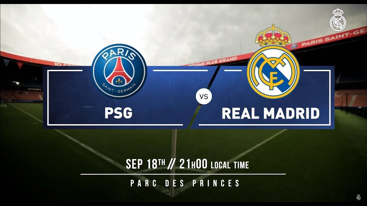Preview Psg Vs Real Madrid Champions League