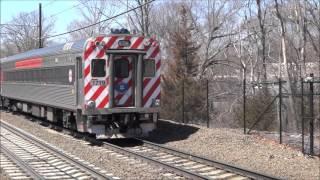 Amtrak & SLE Train Spotting @ The Westbrook SLE Station #13 (With GEOMETRY EXTRA)