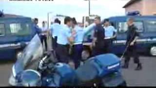 Reportage : Les gendarmes de la route