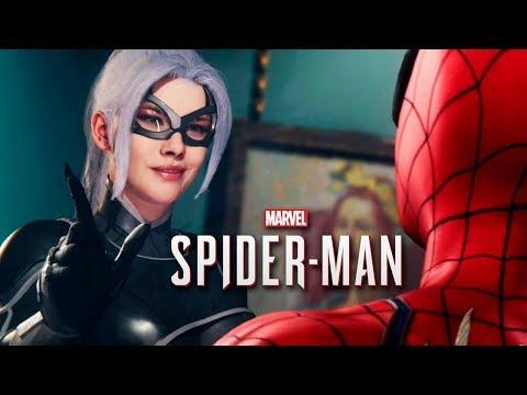 SPIDER-MAN (PS4 Pro) - O ASSALTO (DLC): Finalmente Encontrando a Black Cat