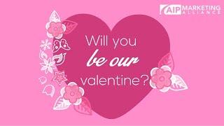 Happy Valentine's Day 2021 from AIPMA!