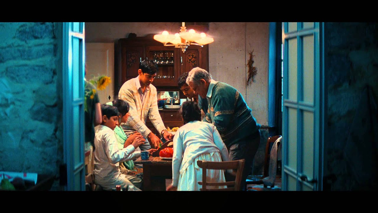 The Hundred-Foot Journey - Food Brings You Home - YouTube