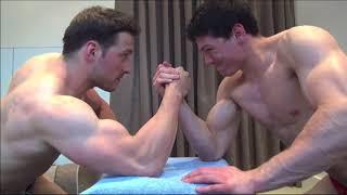 Hot Arm wrestling Video