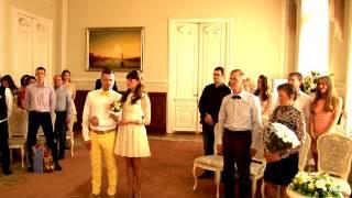Свадьба Вадима и Оксаны интро(, 2015-06-25T13:01:20.000Z)