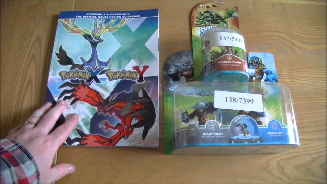 Pokemon Xy Guide Book