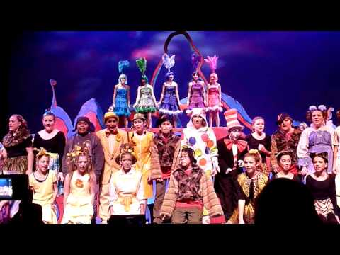Seussical The Musical Jr - Oh The Thinks You Can Think