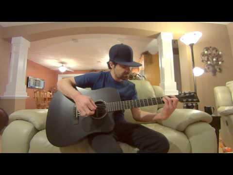 Feels Like Summer (Weezer) acoustic cover by Joel Goguen