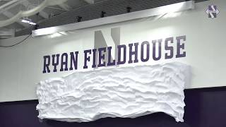 Northwestern - Ryan Fieldhouse Wilson Field Dedication (4/5/18) thumbnail
