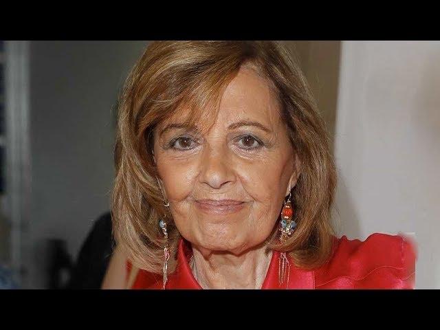 El grave error de María Teresa Campos que hunde a telecinco