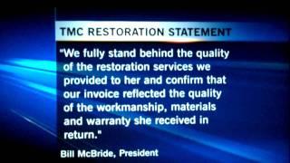Consumer Ripoff: Tmc Restoration In Brampton, Ontario