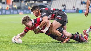 ROUND 8 HIGHLIGHTS: Canterbury v Counties Manukau (2019)