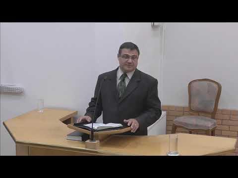 Κήρυγμα Ευαγγελίου - Πράξεις 01:01-08