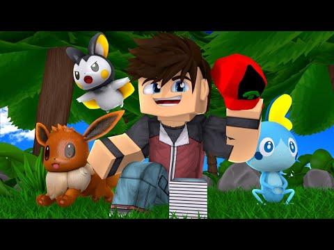 Minecraft: NOVA SÉRIE - PIXELMON EP.1 !!  ‹ Ine Games ›