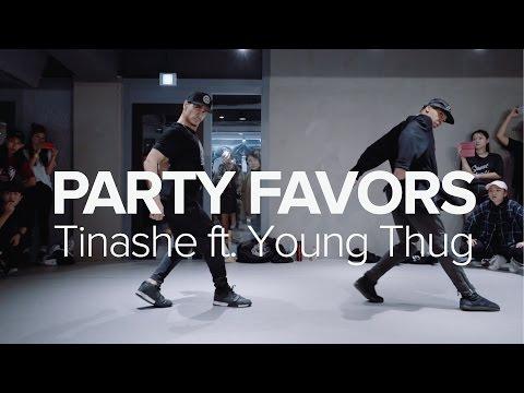 Party Favors - Tinashe ft.Young Thug / Boyboi Choreography