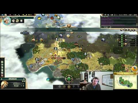 Game 196: Denmark Part 1