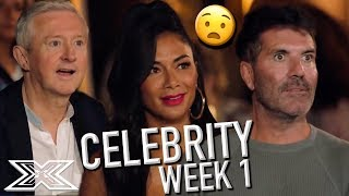 The X Factor: Celebrity Auditions (Week 1) | X Factor Global