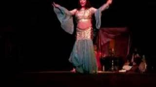 DALILA AL-QAMAR en el Último Harén - The Last Harem