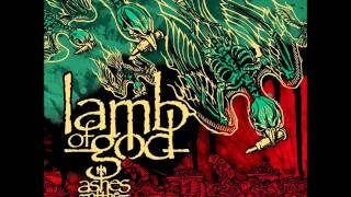 Lamb of God - Hourglass (Lyrics) [HQ]