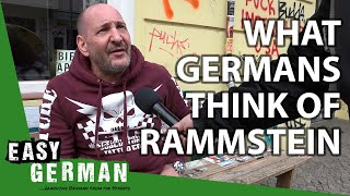What Germans think of Rammstein | Easy German 291