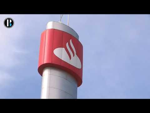 Santander gana 5 742 millones hasta septiembre, el 13 % más