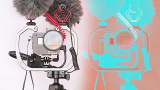 My BTS GoPro vlogging setups!