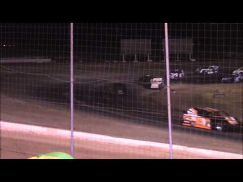 IMCA Sport Mods at Lubbock Speedway 9-5-15
