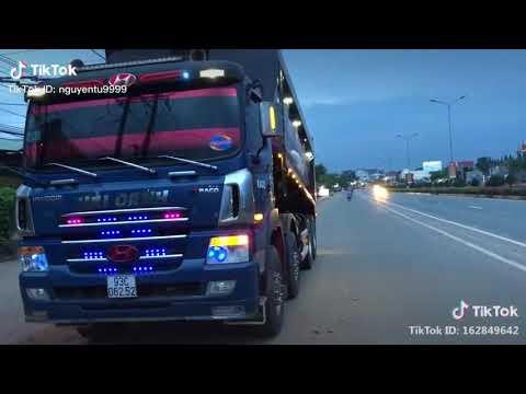 Hyundai Trago cực đẹp của vận tải Hải Oanh
