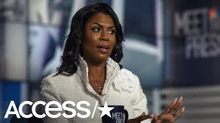 Omarosa Manigault Newman Calls President Trump 'Racist' In Exclusive 'Meet The Press' Interview