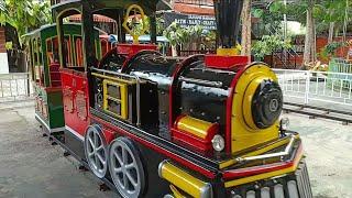 Naik Kereta Api Tut Tut Tut Sambil Ngabuburit || Lagu Anak Indonesia