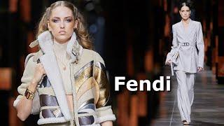 Fendi мода в Милане весна-лето 2022 / Трендовая одежда и обувь