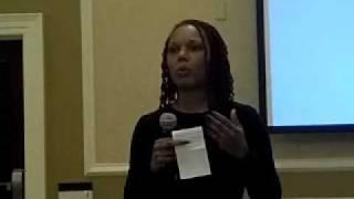 Tyra Simpkins Biogen Idec Patient Advocate
