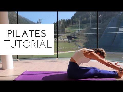 Pilates Tutorial - 20 minuti ♥